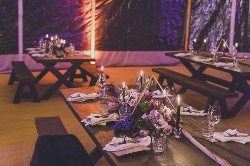 wedding furniture for rental in Wanaka