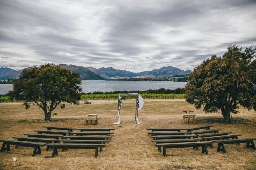 wedding hire in Wanaka