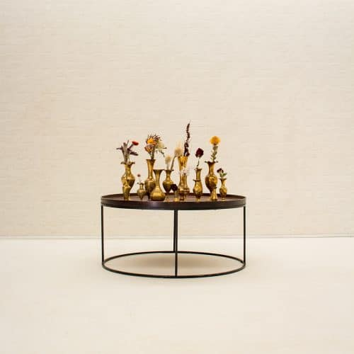 Brass Vases for Hire