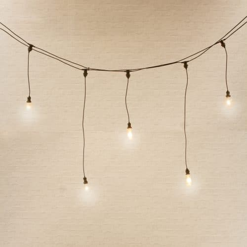 Multi Length Festoon lights